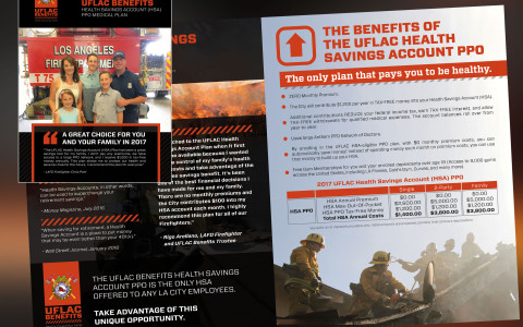 Benefits Brochure Mailer