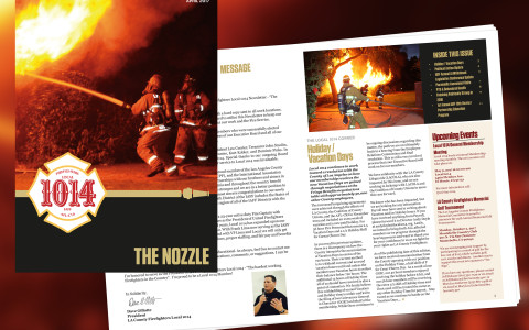 "1014 ""The Nozzle"" Newsletter"