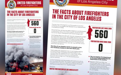 LA Times Full Page Ad